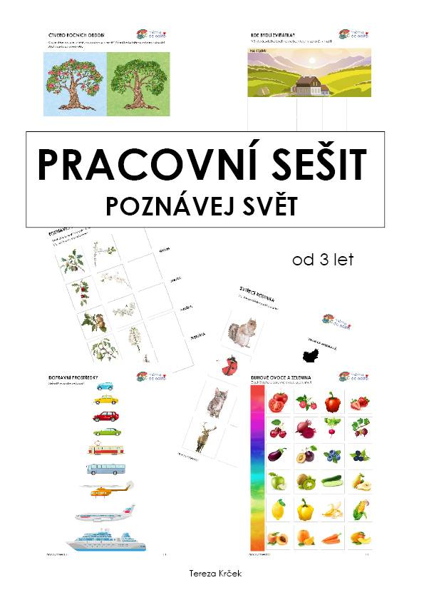PDF pro děti k vytisknutí