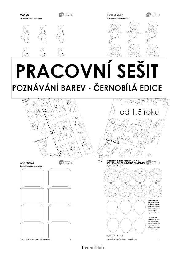 PDF pro děti k vytisknutí Pracovní sešit poznávání barev_plná verze_CB
