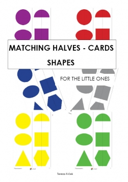 MATCHING HALVES - SHAPES